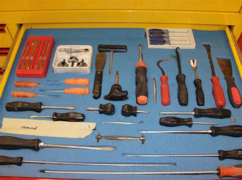 Aircraft Mechanic Tool List by Aircraft Mechanic Tool List Chapter 08 Rescue Tools And Equipment Proto Jts 0116airbx1 116 Pc