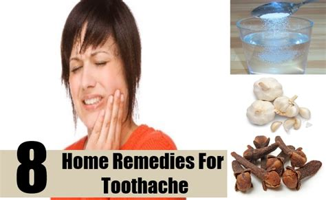 8 effective home remedies for tooth ache how to treat