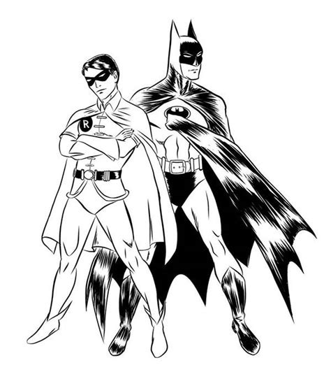 batman coloring pages clipart best