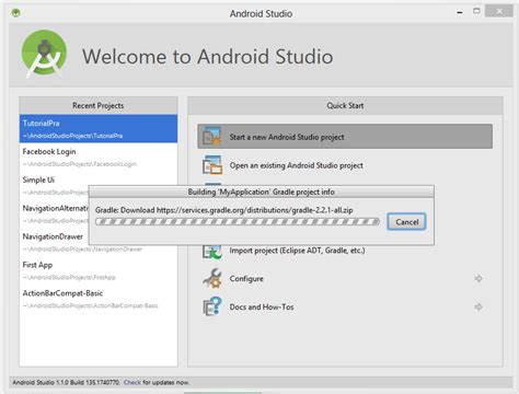 android studio gradle fix android studio stuck at gradle how to manually gradle techcybo