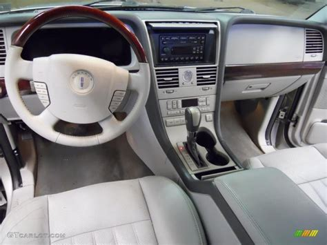 2003 Lincoln Aviator Interior by Dove Grey Interior 2004 Lincoln Aviator Luxury Awd Photo