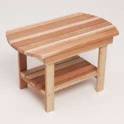wooden bench plans world
