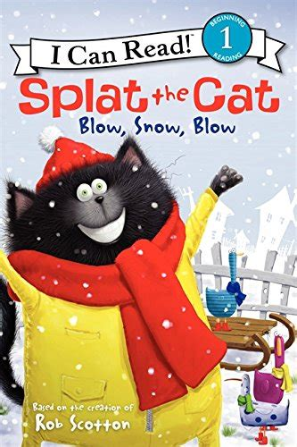 I Can Read Level 1 Splat The Cat Snow splat the cat snow i can read level 1 reviews pc