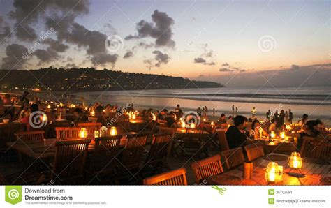 dinner   beach editorial photo image  romantic