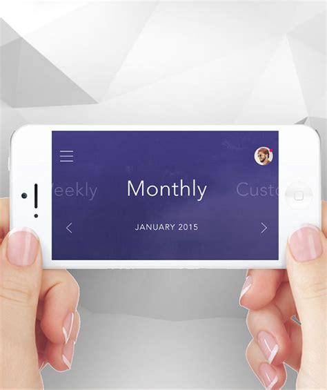 Landscape Design Web App 22 Mobile App Mockups Psd Design Trends