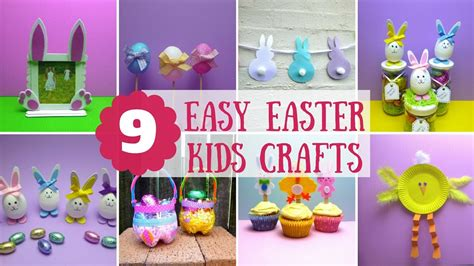 easter ideas easter crafts easter craft ideas video