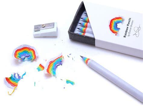 designboom kickstarter ダンカン ショットンによる虹色のリサイクル鉛筆 tokyo design week 東京デザインウィーク