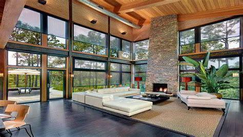 desain interior rumah kaca modern eksterior rumah