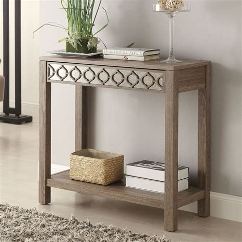 entryway table mirrored entryway table stabbedinback foyer
