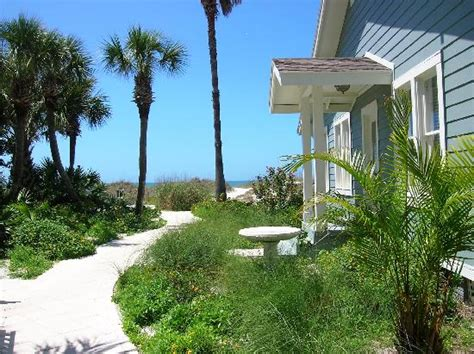 Sarah S Seaside Cottage Picture Of Indian Rocks Beach Indian Rocks Cottages