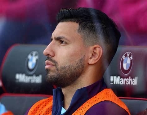 Sergio Aguero Hairstyle by Sergio Aguero Hairstyle City Www Pixshark