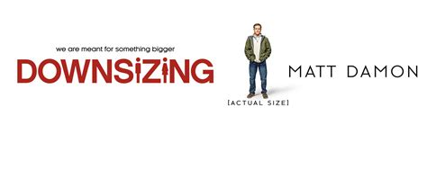 downsizing movie downsizing movie review a novel idea almost downsized in