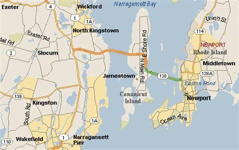 jamestown and newport rhode island ri visitor information