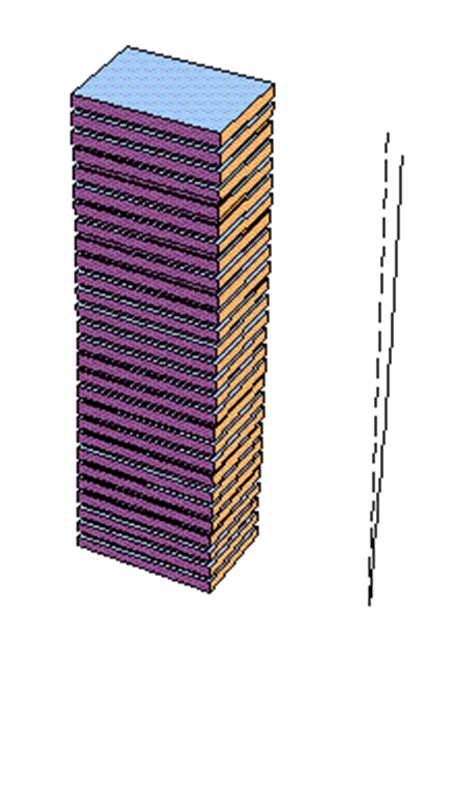 ingenier 237 a s 237 smica y la construcci 243 n civil modos de - Oscilacion De Un Edificio
