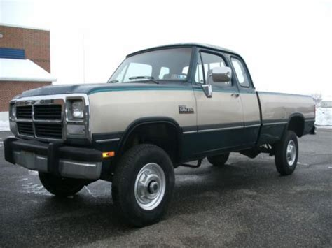 sell used 1993 dodge ram 2500 in north stratford new hshire united states for us 7 000 00