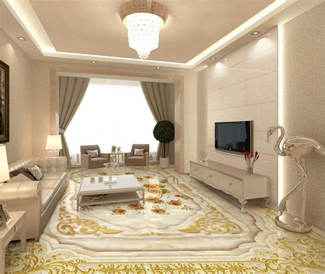 Wallpaper Murals 3d Stereoscopic Soft Bag Roses Living Room Tv Wa get cheap marble kitchen tiles aliexpress