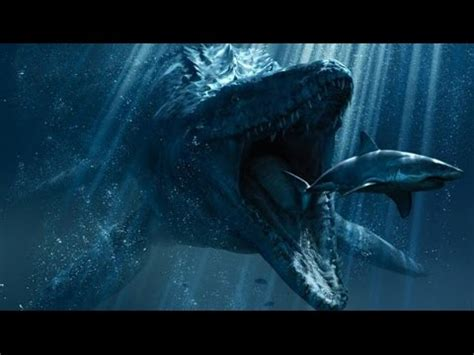 10 facts: mosasaurus youtube