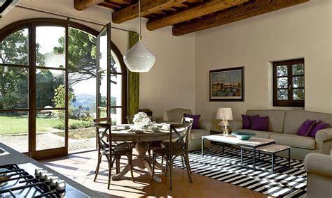 Tuscan Villa Interior Design by Villa Diletta Villa Medicea Di Lilliano