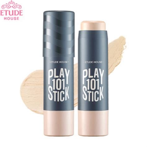 Etude Play 101 Stick box korea etude house play 101 stick foundation 7