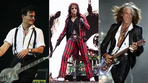 Johnny Depp Was Scared To Jam With Keith Richards by See Johnny Depp Cooper Joe Perry Jam With Rock