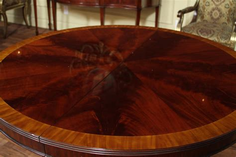 48 round dining 48 round dining table with leaf round mahogany dining