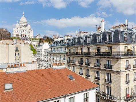 casa vacanze parigi casa vacanza a parigi 3 camere da letto sacr 233 coeur
