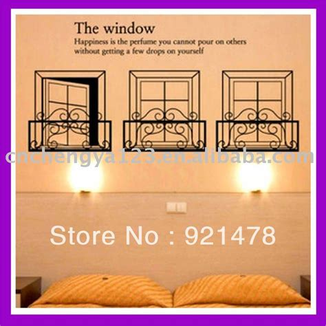 funny home decor house decoration wall sticker home decor funny wall