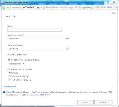 Office 365 Mail Office 365 E Mail Encryption Blogs Edugeek Net