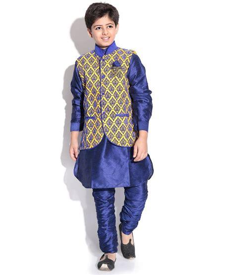 riwaaz cream mehroon color kurta pajama set with jacket riwaaz yellow blue color kurta pajama set with jacket