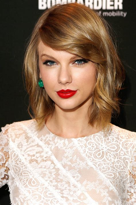 taylor swift new haircut 21 a line bob haircut ideas designs hairstyles