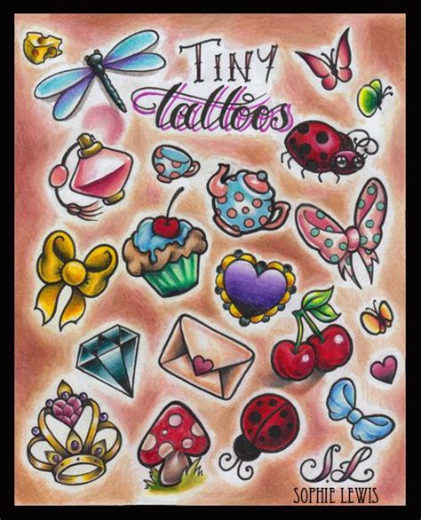 women tattoo traditional tattoos flash girly google