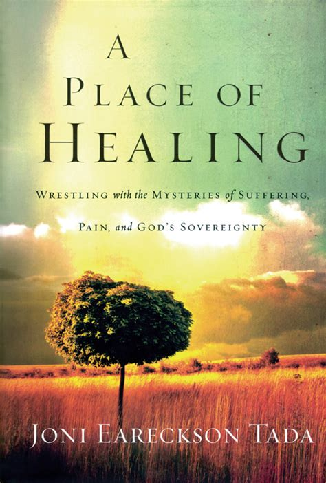 A Place Of Healing A Place Of Healing Book Joni And Friends