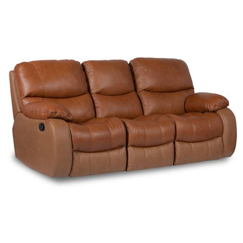 leather recliner sofa 3 seater louisa coffee price 828