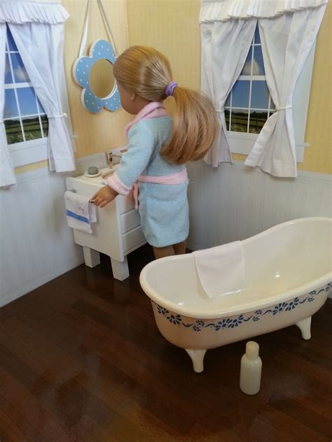 how to make an american girl doll bathroom fun with ag fan craft make a toilet for your doll