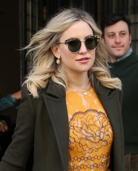Kate Hudsons Out by Kate Hudson Is Seen Out And About In Nyc Zimbio