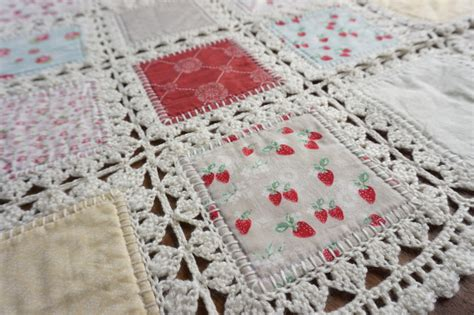 In Quilt by High Tea Crochet Quilt Tutorial Quilting In The