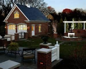 red brick and vinyl siding home design ideas pictures brick garages stone garages bespoke lean to single