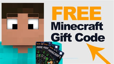 How To Get A Minecraft Gift Card For Free - how to get a free minecraft gift code 2017 instant gift code