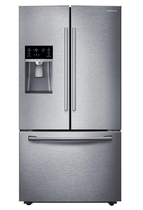 door refrigerator sears outlet samsung rf32fmqdbsr 32 cu ft 4 door refrigerator w