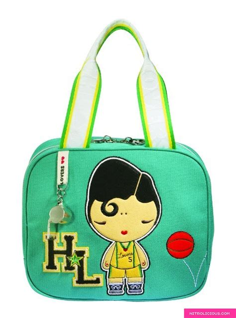 Harajuku Juku Bowling Bag by Harajuku Quot Back To School Quot Bags Nitrolicious