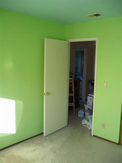 green wall paint walls painted blue and green home design inside