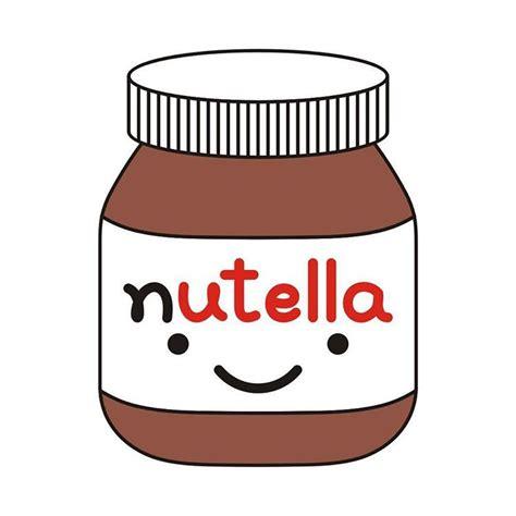imagenes kawaii nutella nutella draw pesquisa google nutella pinterest