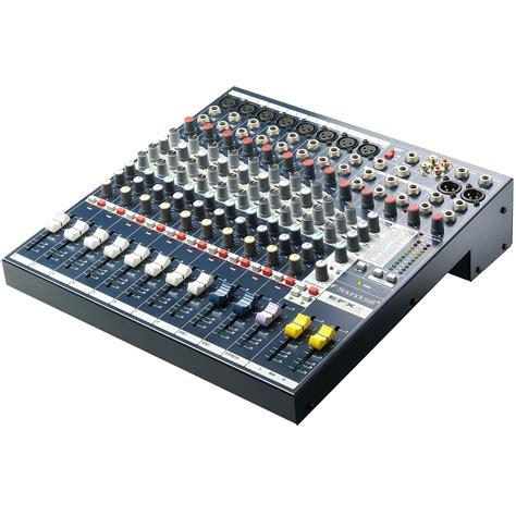 Mixer Soundcraft Mpm 24 soundcraft efx8 171 mixer