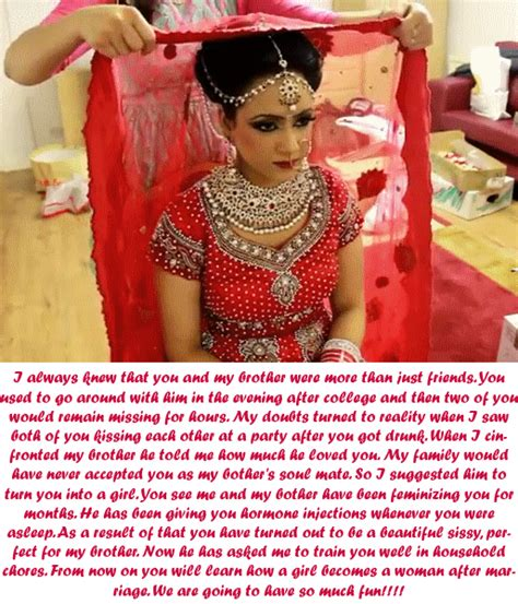 fored to feminization in india image indian tg captions from friend to sister in law