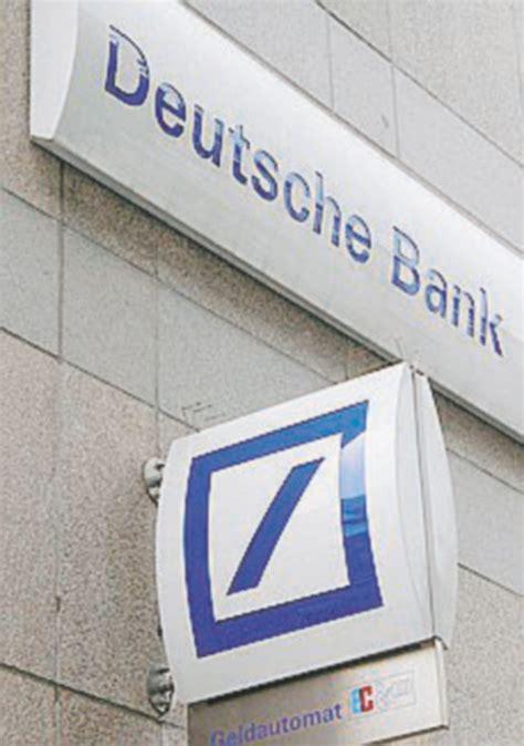 banche tedesche in italia banche tedesche sulla graticola taglio dei posti per