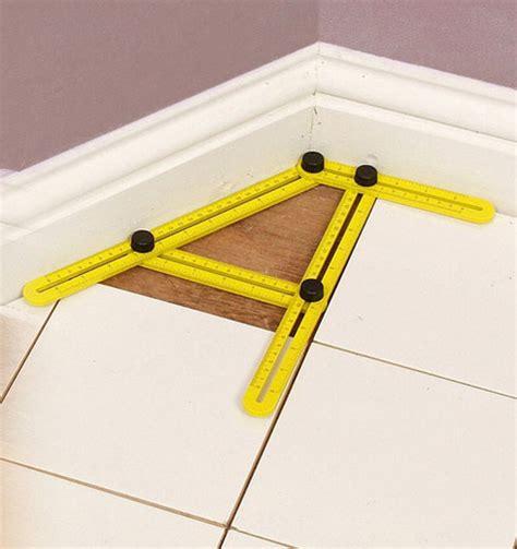 calcolo piastrelle attrezzo per calcolare il giusto angolo di taglio per