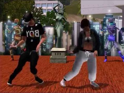 sims trey songz the sims 3 in chris brown quot new flame quot trey songz quot foreign