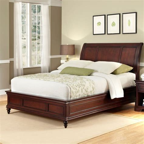 home decor mattress and furniture outlets 25 best ideas about cherry sleigh bed on cherry wood bedroom brown bedroom