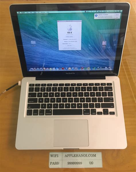 Macbook Pro Md 102 I7 13 3inci Ex International macbook pro 13 inch mid 2012 md102 99 i7 2 9ghz