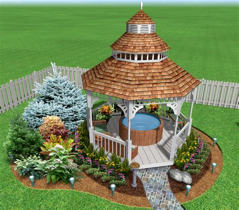 how to design a backyard garden amazing sle landscape plans draw landscape